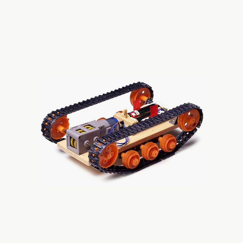 Tracked Vehicle Chassis Assembly Kit