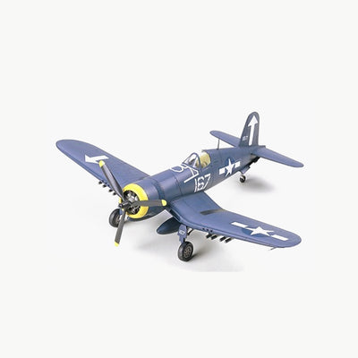 Vought F4U-1D Corsair Model Aircraft Assembly Kit