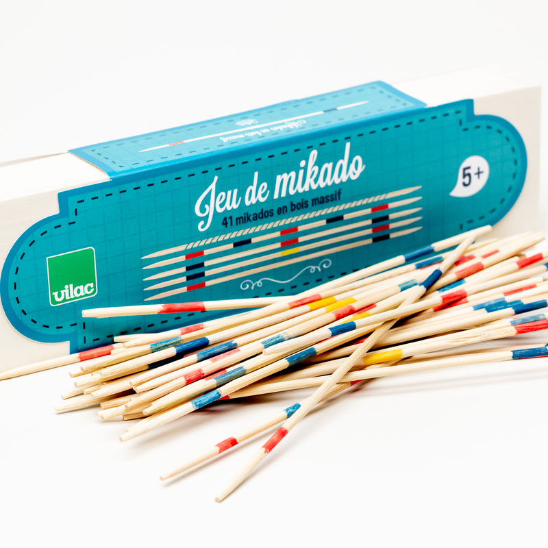Jackstraws Pick-Up Sticks