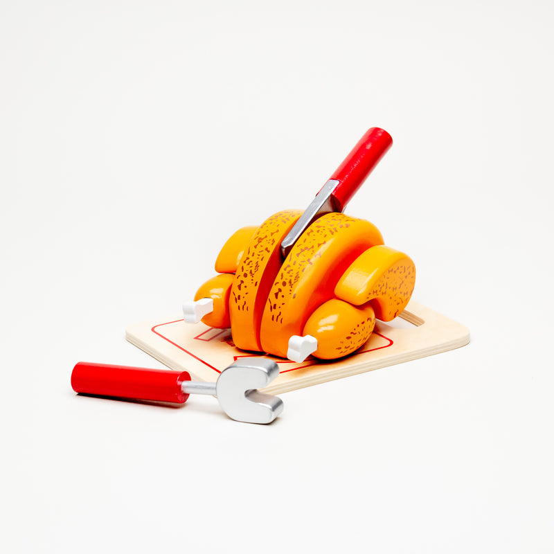 Roast Chicken Carving Set