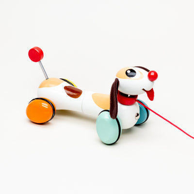 Toutou The Dog Pull Toy