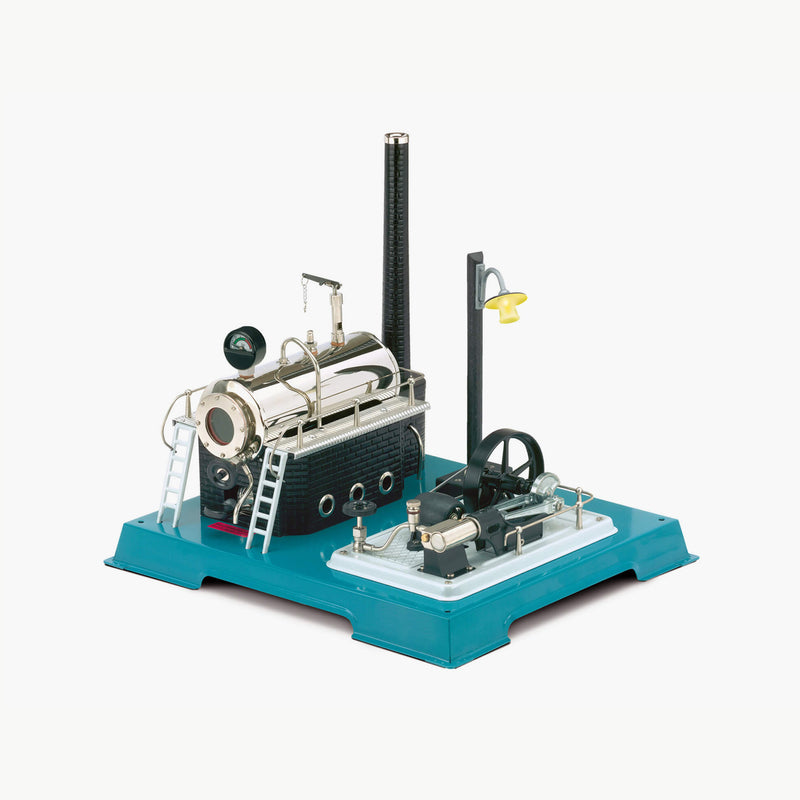 Model Steam Engine (Type D18)