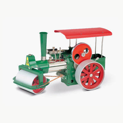 'Old Smoky' Steamroller Stationary/Mobile Steam Engine