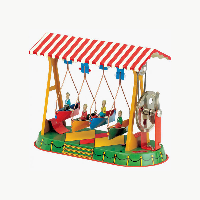 Boat Swing Model Steam Engine Accessory