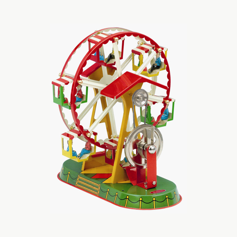 Ferris Wheel Boat Swing Model Steam Engine Accessory