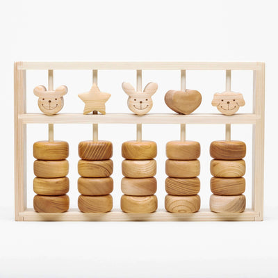 Wooden Baby Abacus