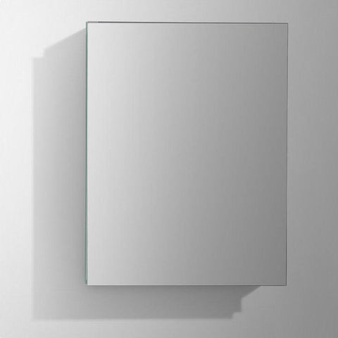 "Image of Royale Medicine Mirror Glass Cabinet for Bathroom 24"" x 30"" x 1.5"""