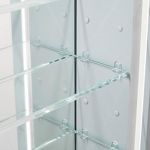 "Royale Medicine Mirror Glass Cabinet for Bathroom 24"" x 30"" x 1.5"""