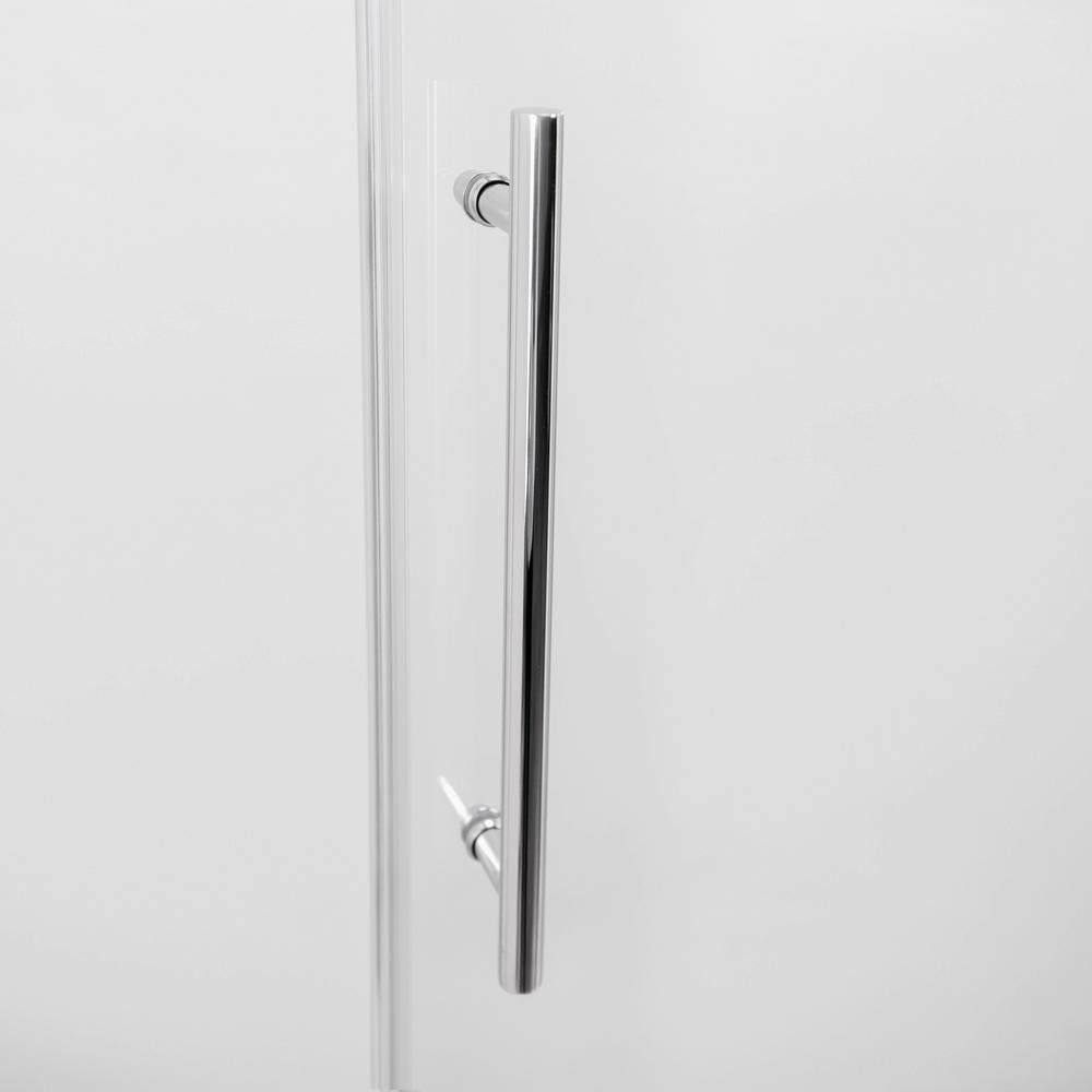 Vivid 8mm Tempered Glass Sliding Door with Bar Handle