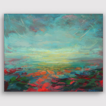 Phenomenological Sunset · 30x24