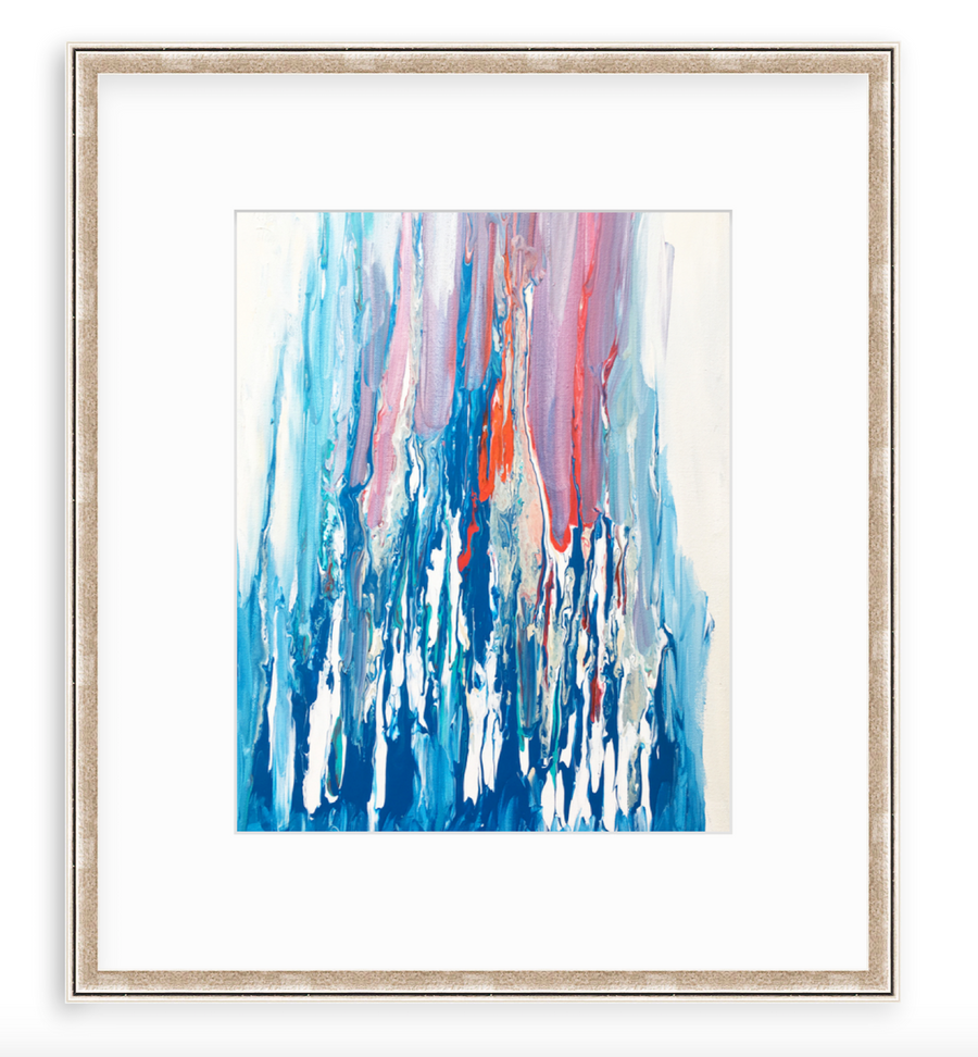 Cool Fire - Art Print