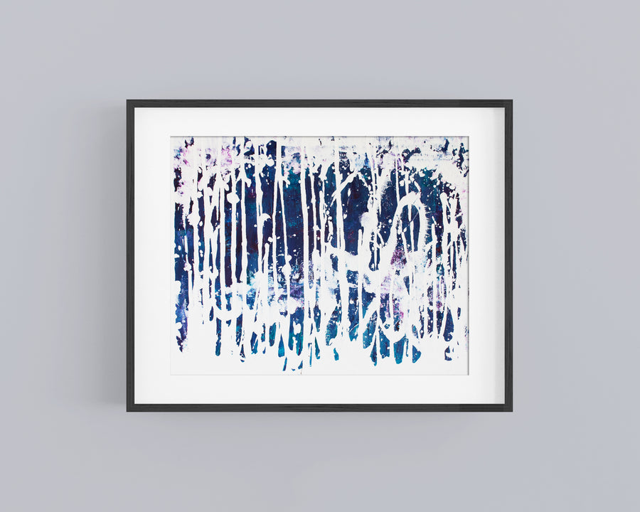 Enchanted Winter - Art Print
