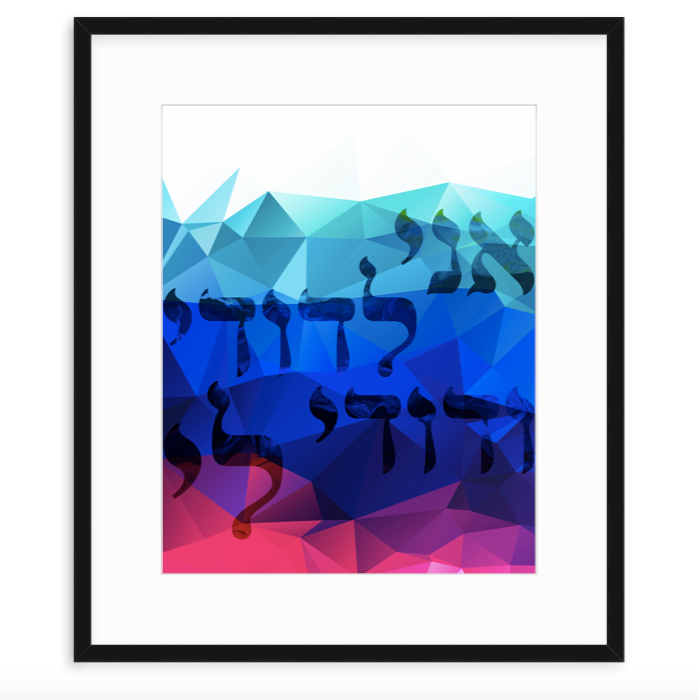 I Am My Beloved's - Framed Print
