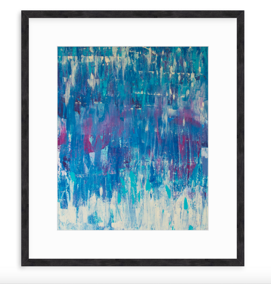 Miami Blue - Art Print