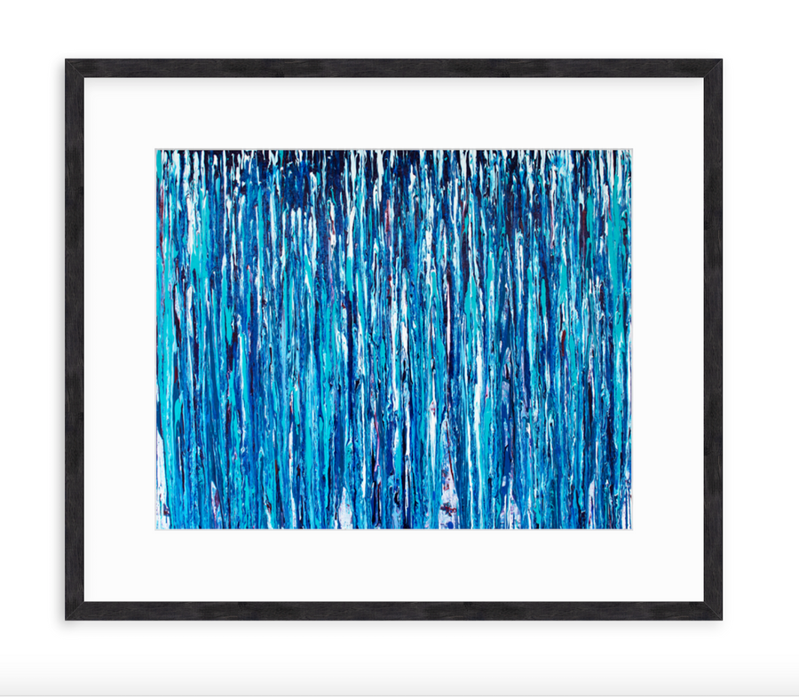 Waterfall - Art Print
