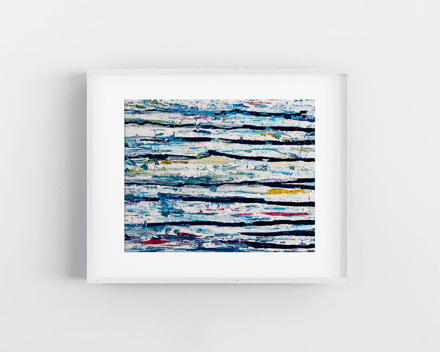Winterscape - Art Print