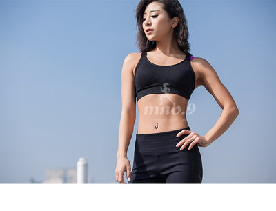 Yoga Top / Sports Bra - Piazza-Mall