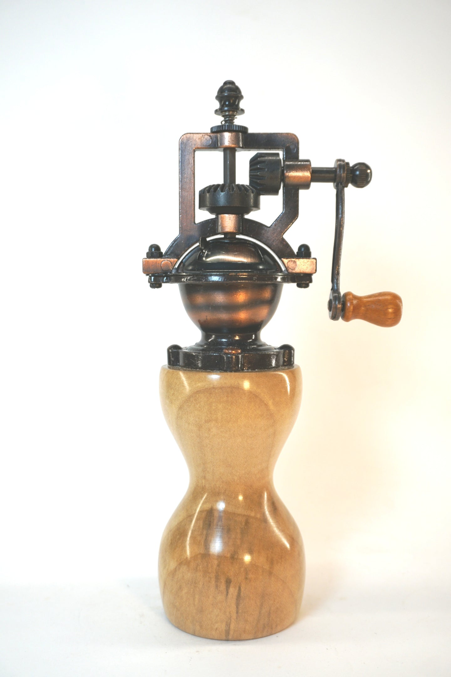 Figured Elm Peppermill