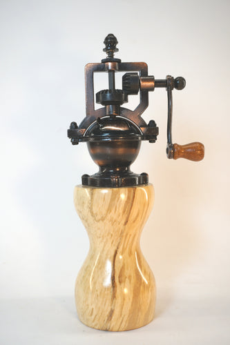 Spalted Maple Peppermill