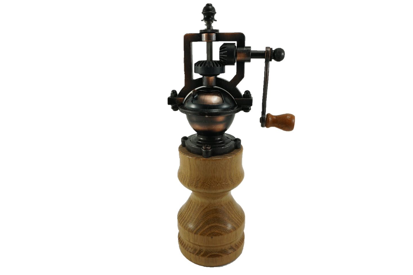 Natural Oak Peppermill