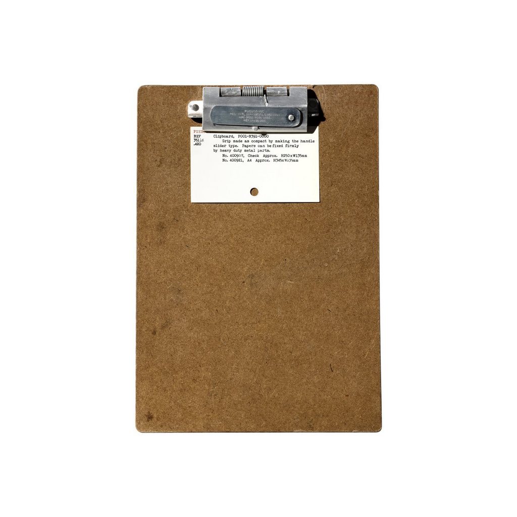 Puebco Check Clipboard