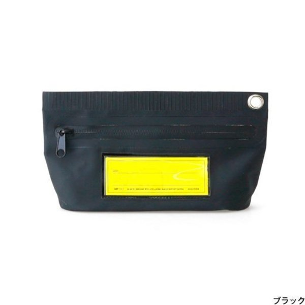 Small Tarp Bag - Black