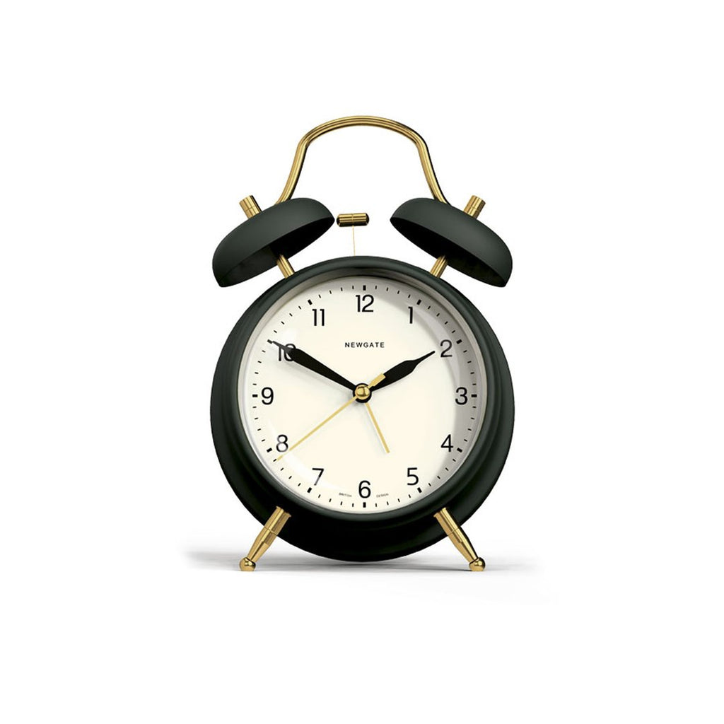 Brass Knocker Clock
