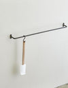 Medium Towel Bar in Iron