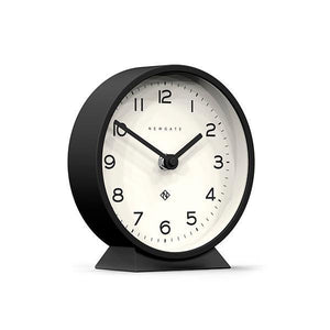 Echo Mantel Clock - Black