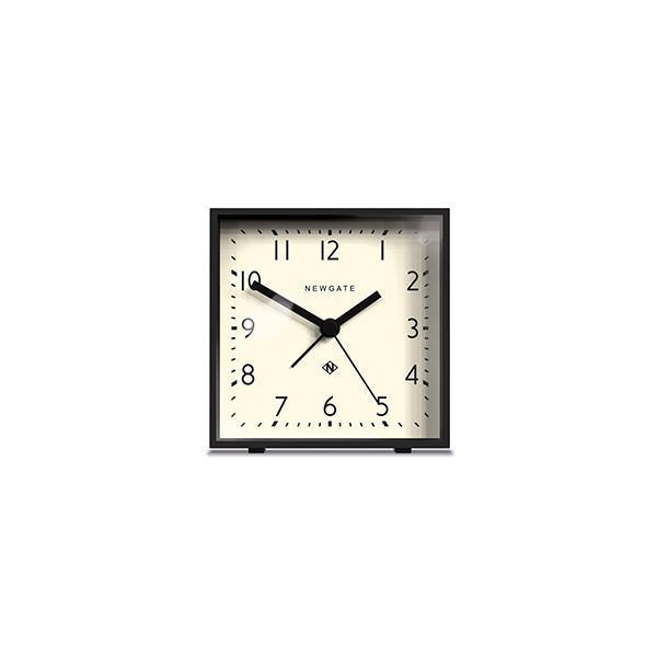 Cubic Clock in Modern Grey