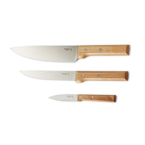 Opinel Trio Knife Set