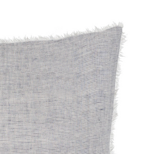 Lina Linen Pillow in Stripe