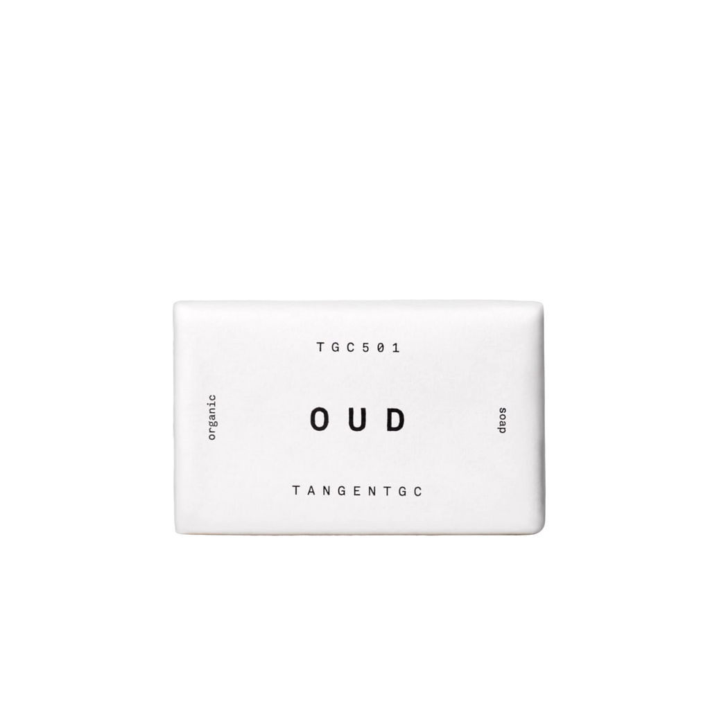 Tangent GC Oud Organic Bar Soap