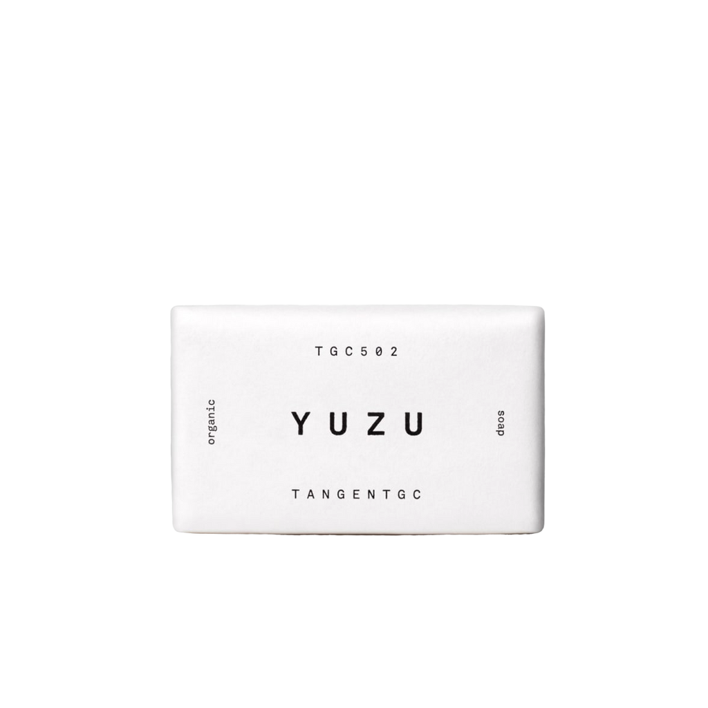 Tangent GC Yuzu Organic Bar Soap