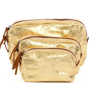 Gold Beauty Case