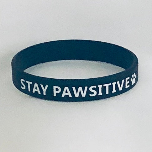 Stay Pawsitive Bracelet