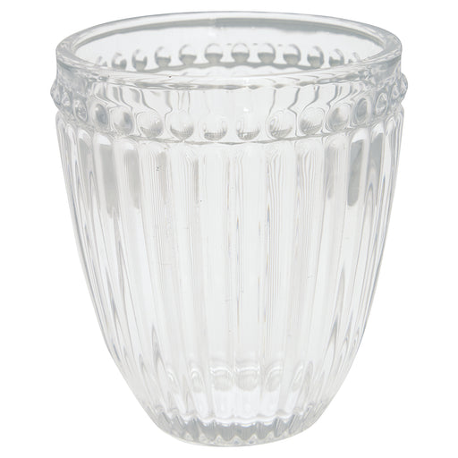 GreenGate Wasser Glas Alice Clear