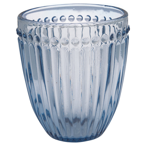 GreenGate Wasser Glas Alice Blue