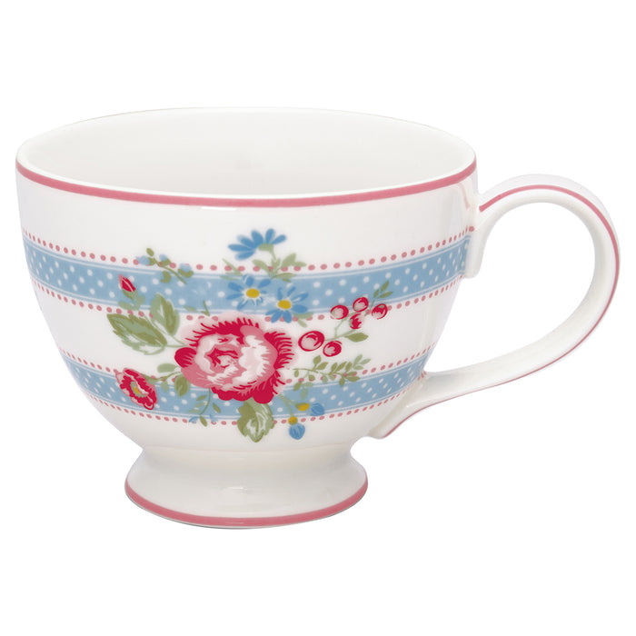GreenGate Teacup Evie white