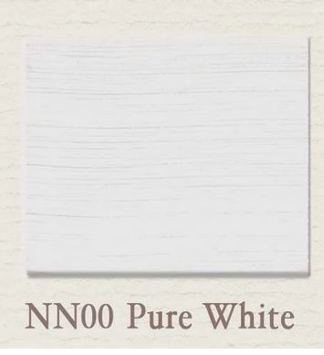 Painting the Past Wandfarbe Pure White NN00