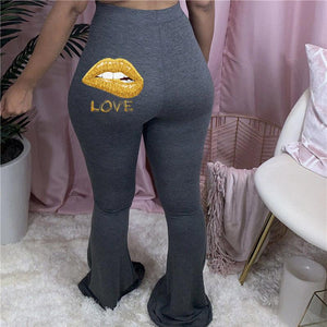 Viladress  Women Sweat pants Yoga Pants Broken Holes Women Pants