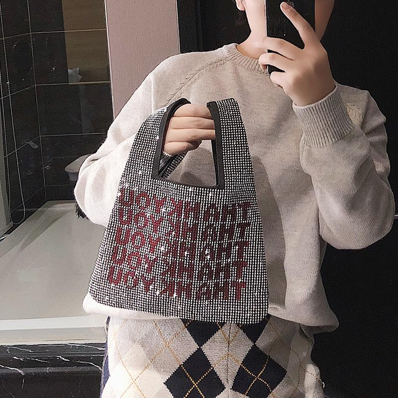 Viladress Letters Fashion Women Bag