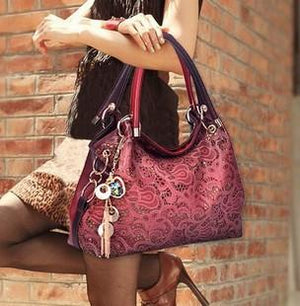 Viladress Clounds Prints Women Bag