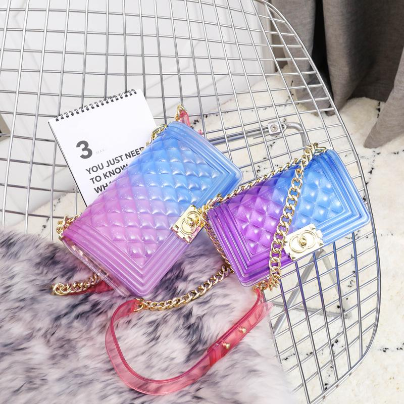 Viladress  Gradient Color Women Handbag Women Bag