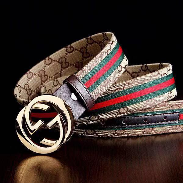 viladress Letter Buckle Striped and Snake Skin Patchwork Women Belt Man Belt (Limited sale ended.)