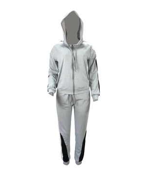 Viladress Women Hoodies and Sweat pants Two Pieces Outfits