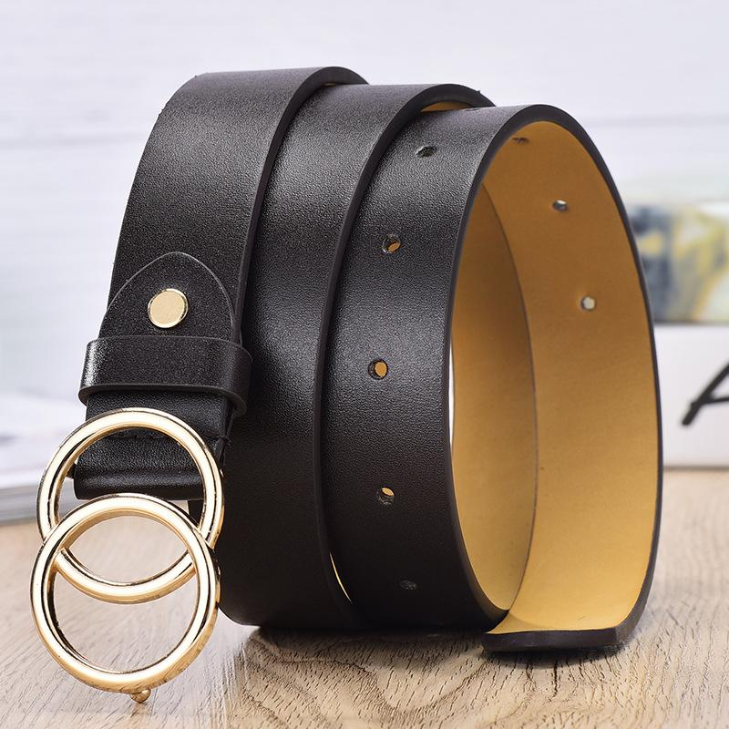 Viladress Women Belt Man Belt PU Belt