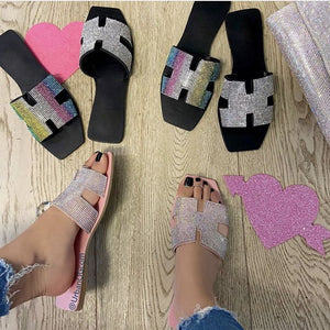 Viladress Women Slippers Women Sandals Women Falt sandals