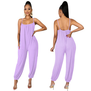 Viladress Women Jumpsuit One Piece Jumpsuit