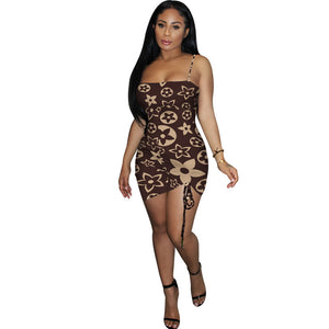 Viladress Women MIni Dress Sun Dress
